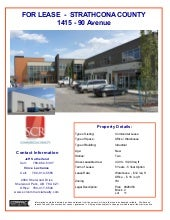 South East Edmonton Industrial Leas...