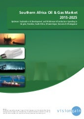 Southern Africa Oil & Gas Market 2015-2025
