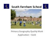 South farnham school application