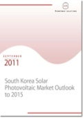 South Korea Solar Photovoltaic Market Outlook to 2015