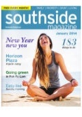 Copywriter Collective - Cosmetics and beauty copywriting - Michele - Southside magazine. jan 2014.new year new you