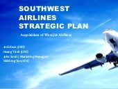 Southwest Strategy Proposal
