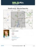 Southwick, MA 01077 Real Estate Report January 2014