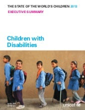 The State of the World's Children: ...