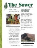 Spring 2006 The Sower Newsletter, Floresta