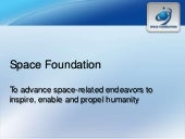 Space Foundation Overview 2012x