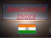 Space ,science in india
