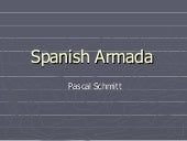 Spanish armada by pascal
