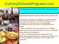 How to Get Online Classes in Spanish Culinary Art Schools