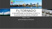 SharePoint Cincy F5 Tornado SharePo...