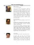 Speakers Profiles For Malaysia Open Source Conference MOSCMY 2013 MOSC2013 as at 26082013