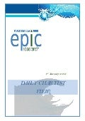 SPECIAL DAILY CHARTIST VIEW REPORT BY EPIC RESEARCH- 01-JAN-2013