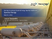 Spectra Energy Partners LP video