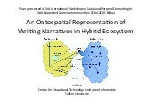 An Ontospatal Representaton of Writ...