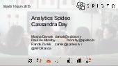 Spideo: Movie Recommendation Analytics with Cassandra (Français)
