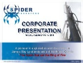 Spider Resources AGM Presentation M...