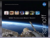 NASA Spinoff 2010 - Presentation