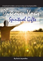 Discover Your Spiritual Gifts - by ...