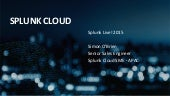 Splunk Cloud