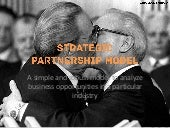 SPM: Strategic Partnership Model - How to help a company build an efficient ecosystem