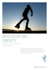 Spotlight On... Obesity, Dec. 2010 ...