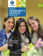 TeenLife 2012 Guide to Community Se...