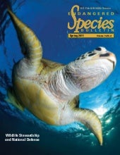 Endangered Species Bulletin - Sprin...