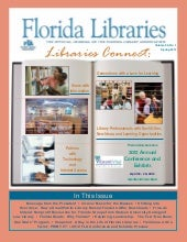 "Spring 2012 Issue of ""Florida Libra..."