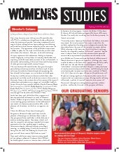 Duke Women Studies Spring2012 newsl...