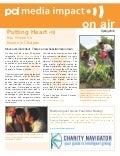 PCI Media Impact Spring 2012 Newsletter