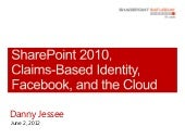SharePoint 2010, Claims-Based Ident...