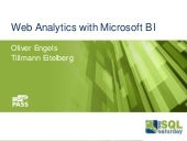 Webanalytics with Microsoft BI