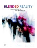 Blended Reality:  superstructing reality, superstructing selves