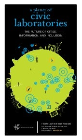 2020 forecasT: the future of cities...