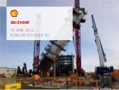 Shell Socially responsible investor...