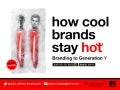 How Cool Brands Stay Hot @ SRM (by Joeri Van den Bergh)