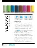 Success Story: DAVIDsTEA