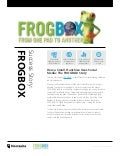 Success Story: FROGBOX