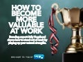 Become More Valuable at Work