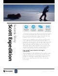 Success Story: The Scott Expedition