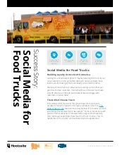 Success Story: Social Media for Food Trucks