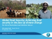 Ssai Webinar   Achieving Food Secur...