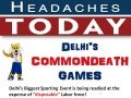 Delhi's CommonDeath Games!