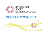 School for Social Entrepreneurs ove...