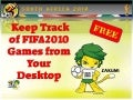 FIFA 2010 on your Desktop!