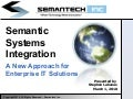 Semantic Systems Integration