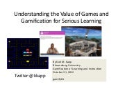Understanding Games and Gamificatio...