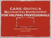 C.A.R.E.:  Creating A Rejuvenating ...