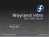 Wayland intro with_i18n_hacks