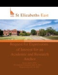 St Elizabeths East Request for Expressions of Interest for an Academic & Research Anchor